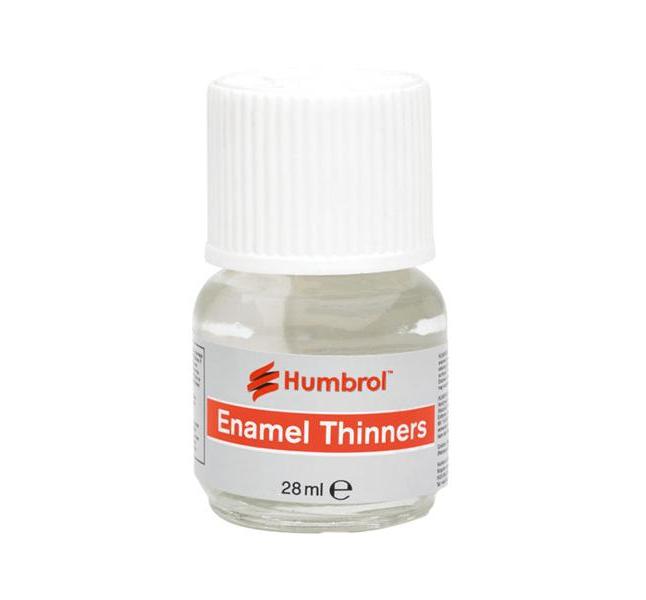 Растворитель для эмалевых красок, 28мл Humbrol 7501
