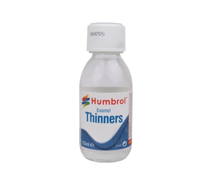Растворитель 125 мл. Enamel Thinners Humbrol 7430