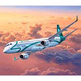 Пассажирский самолет Embraer 195