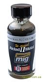 Alclad II AMMO A-MIG-8206: Полированная латунь