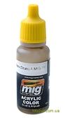 Акриловая краска AMMO A-MIG-0111: Оливковая 1941-1942, Британия от MIG (AMMO)
