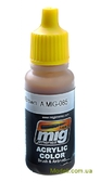 Акриловая краска AMMO A-MIG-0085: Коричневая НАТО от MIG (AMMO)