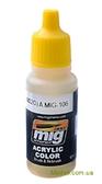 Акриловая смываемая краска AMMO A-MIG-0106: Песок