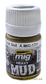 Текстура сильного загрязнения AMMO A-MIG-1701: Глинистая почва
