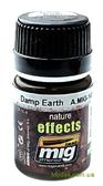 Эффекты эмалевые A-MIG-1406: Сырая земля