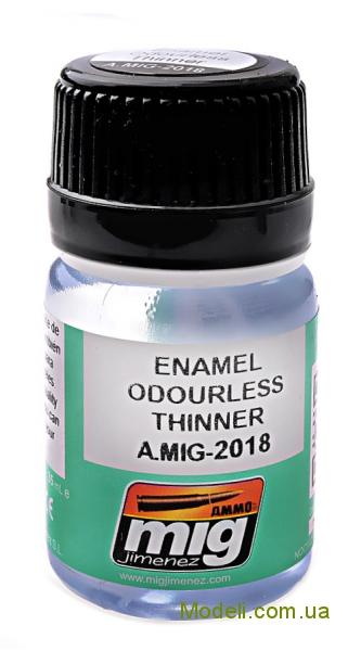Разбавитель для эмалей, 35 мл A-MIG-2018 MIG (AMMO) 2018