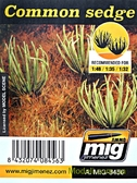 Растения, лазерная нарезка A-MIG-8456: Кусты осоки от MIG (AMMO)