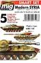Набор акриловых красок AMMO A-MIG-7103: Современная сирийская бронетехника MIG (AMMO) 7103 основная фотография