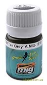 Смывка для выделения расшивки A-MIG-1610: Бежево-серый