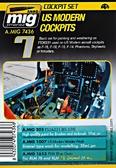 Набор загрязнения для авиации: Окраска кабин, современные самолеты США