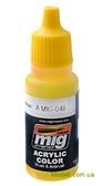 Акриловая краска AMMO A-MIG-0048: Желтая