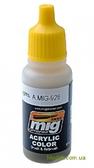 Акриловая краска AMMO A-MIG-0928: Оливковая, очень светлая базовая