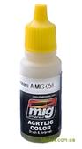 Акриловая краска AMMO A-MIG-0058: Зеленая хаки, светлая
