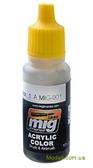 Акриловая краска AMMO A-MIG-0001: Оливково-зеленый,вариант 1