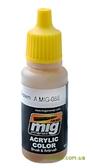 Акриловая краска AMMO A-MIG-0088: Коричневая хаки