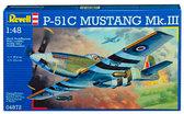 Одноместный истребитель P-51C Mustang III