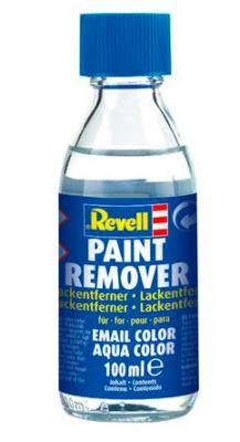 Растворитель Paint Remover, 100 мл Revell 39617