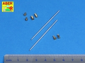 Набор стволов (2x2A - 45 мм, 2xAGS-17 - 30 мм) для БМОП ''Терминатор'' (Meng)