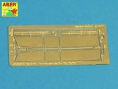 Башенные экраны для танка Т-III