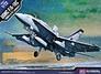 Истребитель-бомбардировщик F/A-18C ''Hornet'' Academy 12411 основная фотография