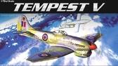 Истребитель Hawker Tempest V