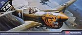 Истребитель P-40E Warhawk