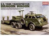 Наземный транспорт 2МВ, серия 7 ''Танковый транспортер М-25 с трейлером М15''