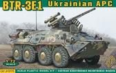 Украинский БТР-3E1
