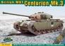 Британский танк Centurion Mk.3 (Корейская война) Ace 72425 основная фотография