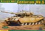 Танк Centurion Мк.5 (вьетнамская война) Ace 72426 основная фотография