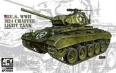 Легкий танк M24 Chaffee