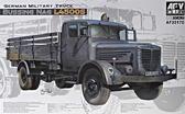 Военный грузовик Bussing NAG L4500S
