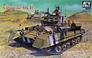 Британский пехотный танк Valentine Mk. II Afv-Club 35185 основная фотография