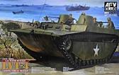 Гусеничная десантная машина LVT-4, поздняя