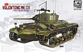 Британский пехотный танк Valentine Mk. IV