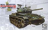 Легкий танк M24 Chaffee, британская версия