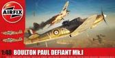 Истребитель Boulton Paul Defiant Mk.I