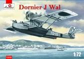 Немецкая летающая лодка Dornier J Wal, война в Испании