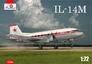 Пассажирский самолет Ил-14М Amodel 72304 основная фотография