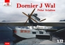 Немецкая летающая лодка Dornier J Wal, Polar aviation Amodel 72326 основная фотография