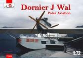 Немецкая летающая лодка Dornier J Wal, Polar aviation