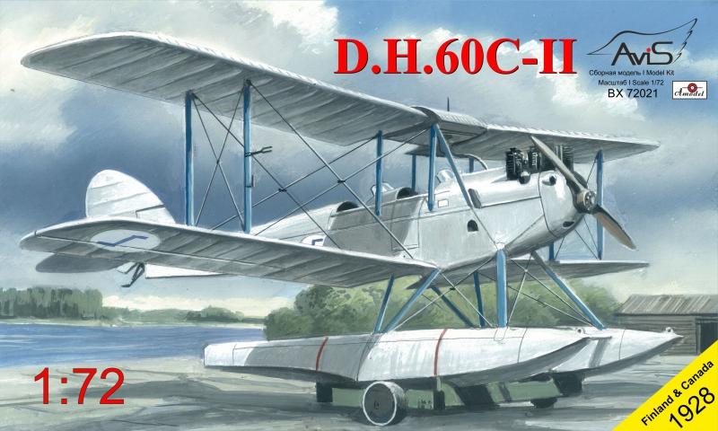 Самолет DH-60C-II Avis 72021