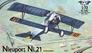 Биплан Nieuport Ni.21 Bat project 72005 основная фотография