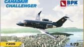 Пассажирский самолет Challenger Canadair
