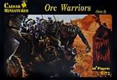 Орки-воины, набор 2