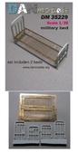 Набор деталировки: Армейская кровать, 2 шт.