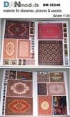 Материал для диорам, ковры, картины (картон)