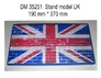 Подставка для моделей бронетехники. Тема: Великобритания (370x190 мм) DAN models 35251 основная фотография