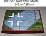 Подставка для моделей авиации. Тема: Люфтваффе, 2 МВ (290x240 мм) DAN models 72257 основная фотография