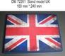 Подставка для моделей авиации. Тема: Великобритания (240x180 мм) DAN models 72261 основная фотография